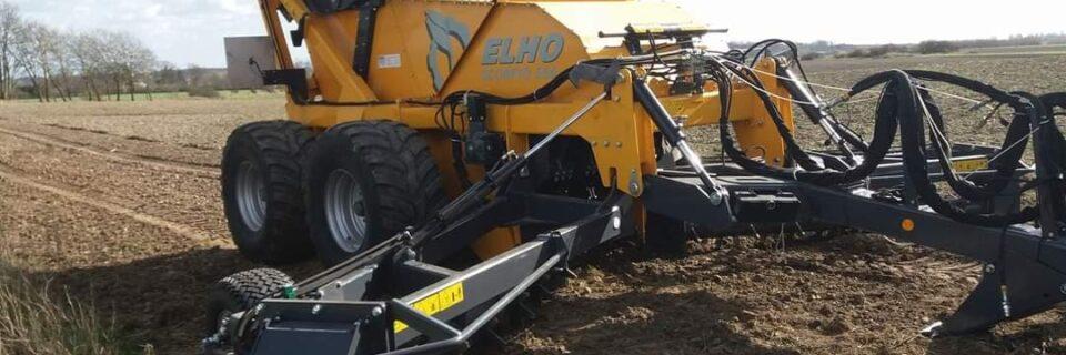 Vår passion är lantbruk och maskiner sedan 1949