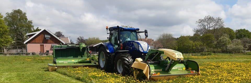 Vi skapar en gemenskap för jordbrukare!